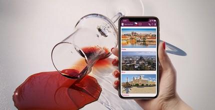Tour de Wine - venkovní úniková hra - Po kapkách zločinu