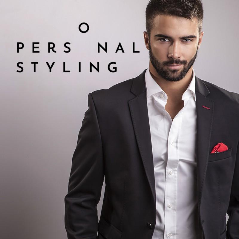 Dárkový poukaz Osobní stylistka pro gentlemany v hodnotě 2400 Kč