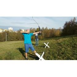 Dárkový poukaz na Zážitkový kurz lukostřelby, střílení do terče Olomouc