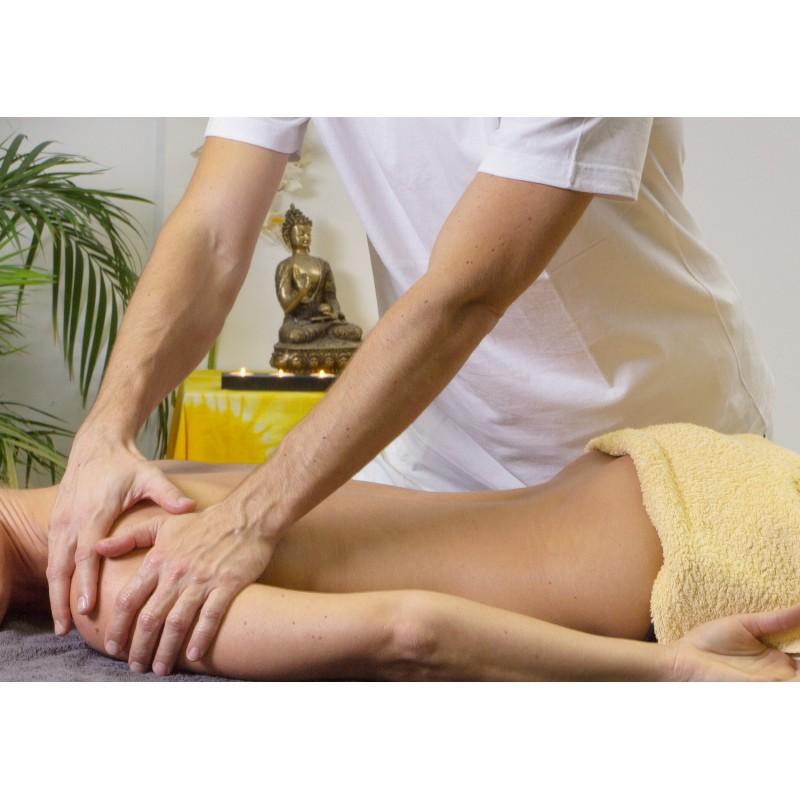 Dárkový poukaz na masáž dle vlastního výběru v hodnotě 250 Kč