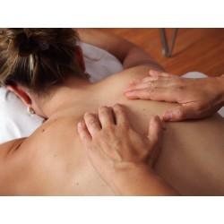 Dárkový poukaz na masáž dle vlastního výběru v hodnotě 1 500 Kč