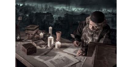 Legenda o Golemovi - venkovní úniková hra