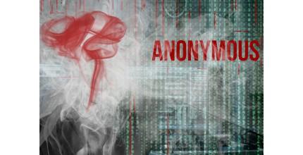 Anonymous -  venkovní úniková hra