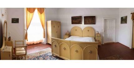 Historický zámecký apartmán pro 2 osoby