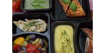 3 dny Whole-30: krabičková dieta na zkoušku