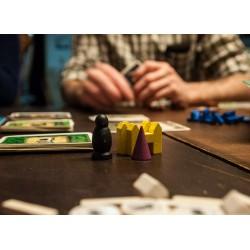 Dárkový poukaz na herní noc s deskovkami pro čtyři v hodnotě 750 Kč