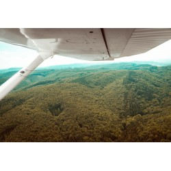Dárkový poukaz na vyhlídkový let CESSNA 207: Macocha - 20 min v hodnotě 1660 Kč