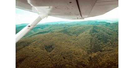 Vyhlídkový let CESSNA 207: Pálava, Lednice  - 45 min