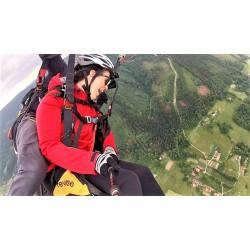 Dárkový poukaz na Tandem paragliding - 3G termický let v hodnotě 3 000 Kč