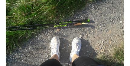 Mini Nordic Walking vycházka s lekcí pro začátečníky