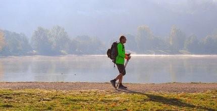 Nordic Walking soukromé vycházky a lekce pro začátečníky