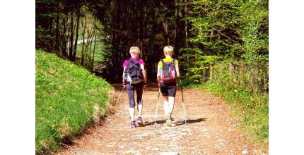 Nordic Walking - soukromý program pro začátečníky