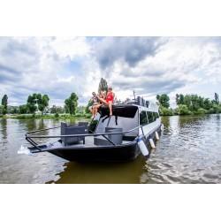 Dárkový poukaz na Privátní plavbu po Vltavě na luxusní jachtě - 3 hod