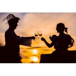 Romantická noc pro dva v Lednicko-valtickém areálu