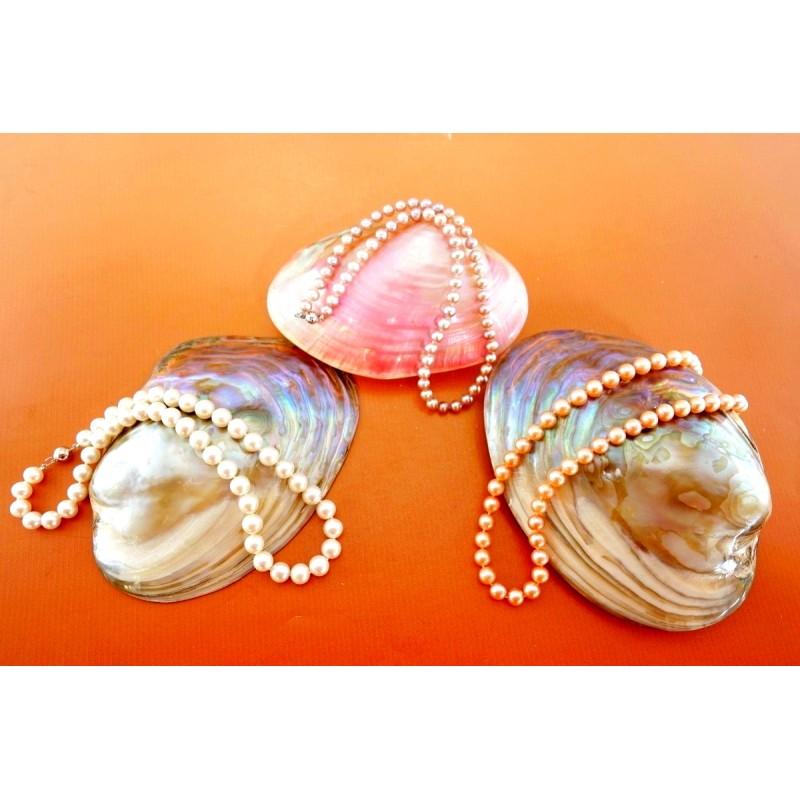 Dárkový poukaz na šperk z pravých perel v hodnotě 1500 Kč