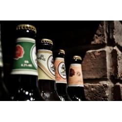 Předplatné malého boxu piv z českých minipivovarů