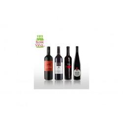 Dárkový poukaz na předplatné kvalitních vín na tři měsíce - 2 250 Kč