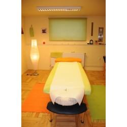 Dárkový poukaz na dvě masáže zad a šíje v masážním salónu - 600 Kč