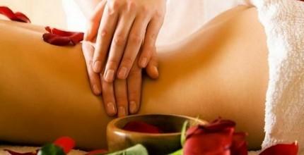 Aromaterapeutická masáž těla v délce 90 minut