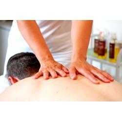 Dárkový poukaz na relaxační masáž  těla s masáží obličeje - 1700 Kč