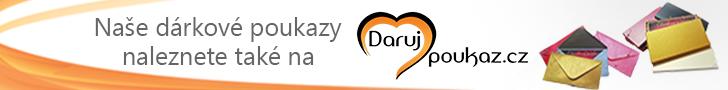 Dárkové poukazy na jednom místě online, to je Darujpoukaz.cz