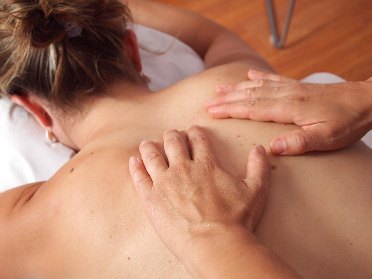 Dárkový poukaz na masáž dle vlastního výběru v hodnotě 500 Kč