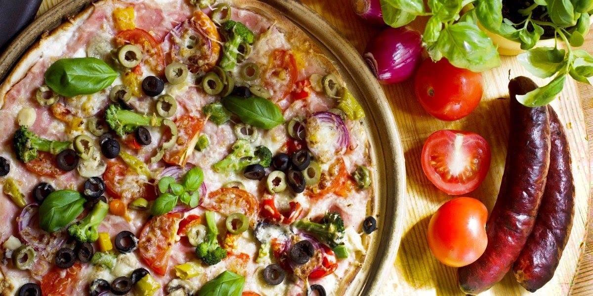 Dárkový poukaz na skvělé jídlo a pizzy v Franko's restaurant v hodnotě 500 Kč