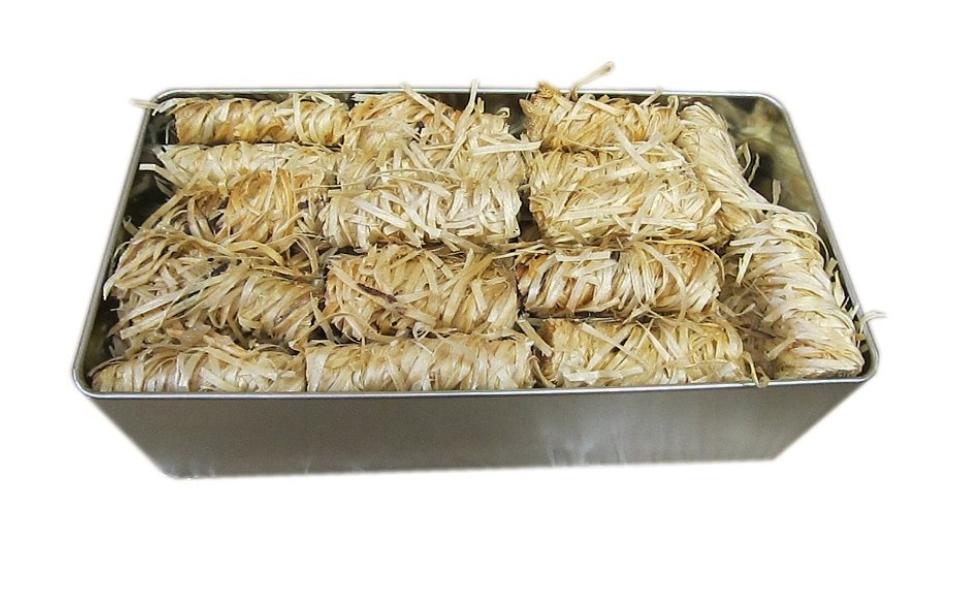 Dárkový poukaz na podpalovač z dřevité vlny v hodnotě 200 Kč
