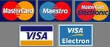 Dárkové poukazy - možnost platby kartou